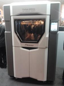 3d принтер FORTUS 450 mc